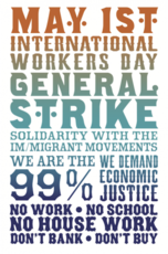 May 1st International Workers Day