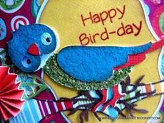 Happy Bird-day