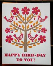 Happy Bird-Day To You!