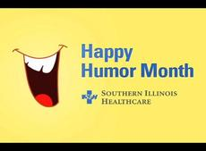 Happy Humor Month