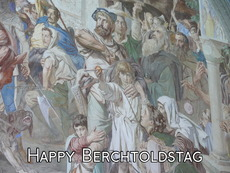 Happy Berchtoldstag