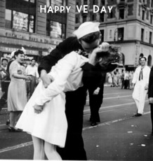 Happy VE Day
