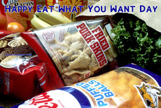 Happy Eat What You Want Day