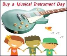 Buy a Musical Instrument Day