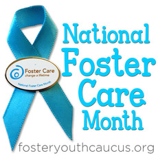 National Foster Care Month