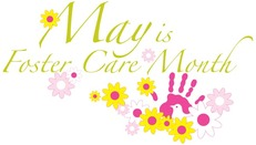 May is Foster Care Month