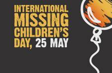 International missing children's day, 25 may