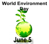 World Environment Day June 5