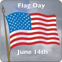 Flag Day June 14th