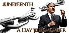 Juneteenth A day to remember