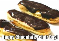 Happy Chocolate Eclair Day!