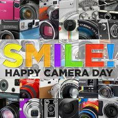 Smile! Happy Camera Day