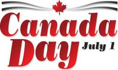 Canada Day July 1