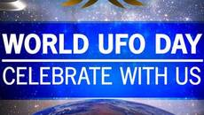 World UFO Day celebrate with us