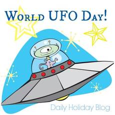 World UFO Day!