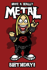Have a really metal birthday!