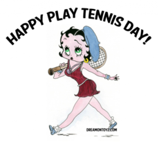 Happy Play Tennis Day!