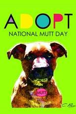 Adopt National Mutt Day