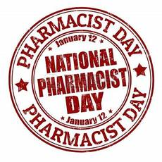 January 12 Pharmacist Day