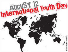 August 12 International youth day