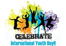 Celebrate International youth day
