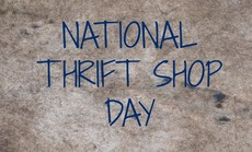 National Thrift Shop Day