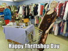 Happy Thriftshop Day