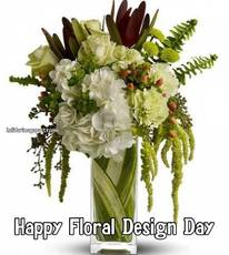 Happy Floral Design Day