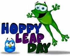 Hoppy Leap Day