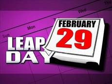 Leap Day February 29