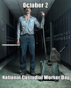 Category Custodial Worker Day