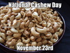 Category National Cashew Day
