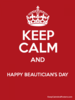Category Beautician's Day