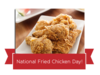 Category National Fried Chicken Day