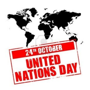 24th October United Nations Day