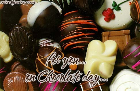 for you on Chocolate Day
