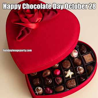 Happy Chocolate Day October 28