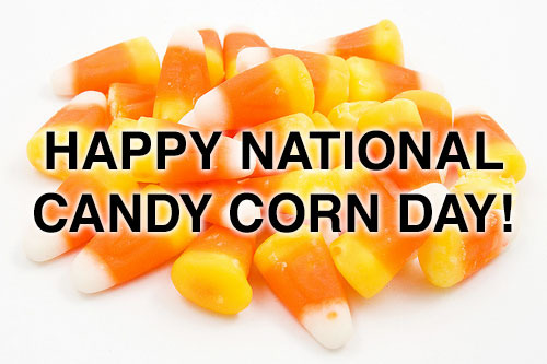 Happy National Candy Corn Day