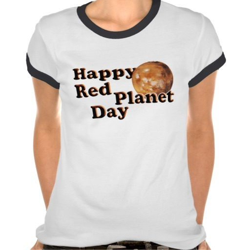 Happy Red Planet Day