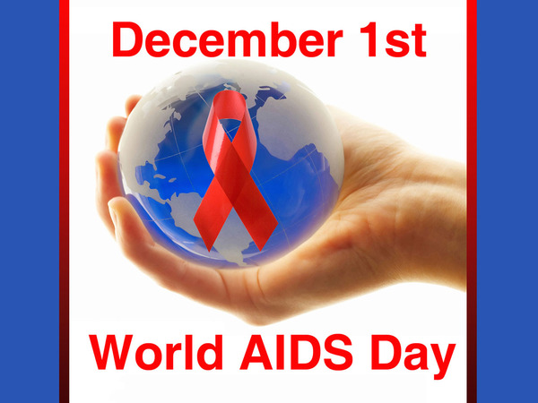 December 1st World Aids Day