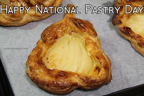 Happy National Pastry Day