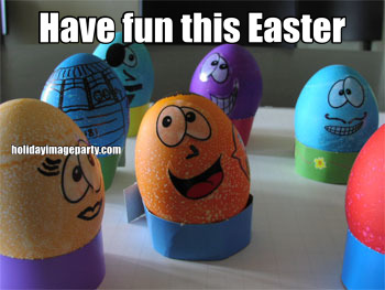 Have fun this Easter