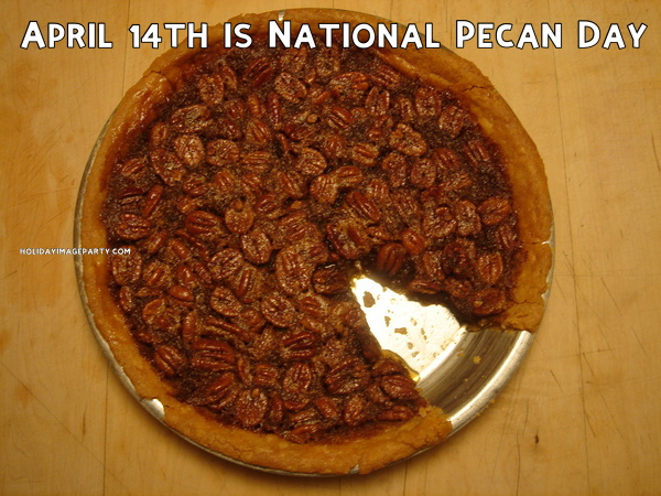 April 14th is National Pecan Day