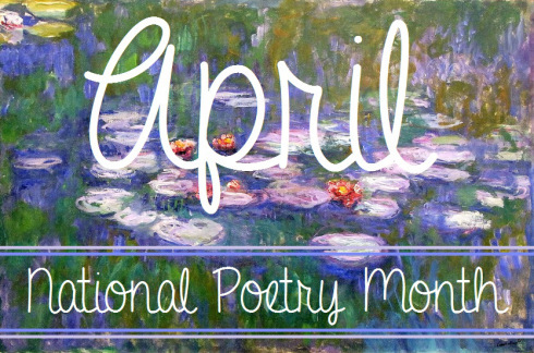 April National Poetry Month