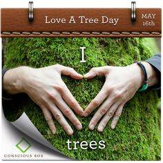 Love a tree day May 16th