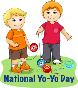 National Yo-Yo Day