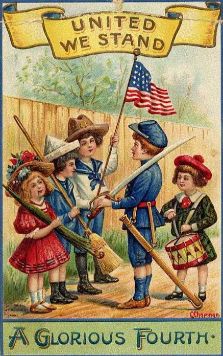 United We Stand A Glorious Fourth of July