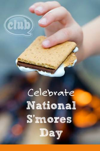 Celebrate National S'mores Day
