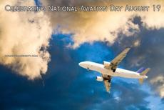 Celebrating National Aviation Day August 19