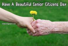 Have A Beautiful Senior Citizens Day